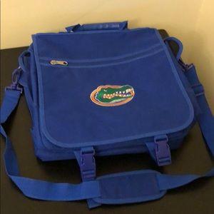 Florida Gators laptop tablet tote bag